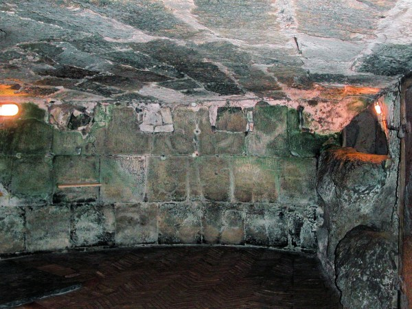 Mamertine Prison Ancient Rome Special Operations In