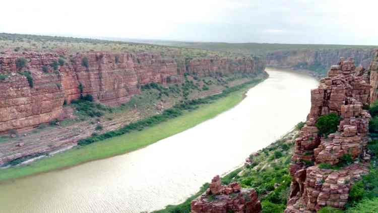 Gandikota Fort Canyon Grand