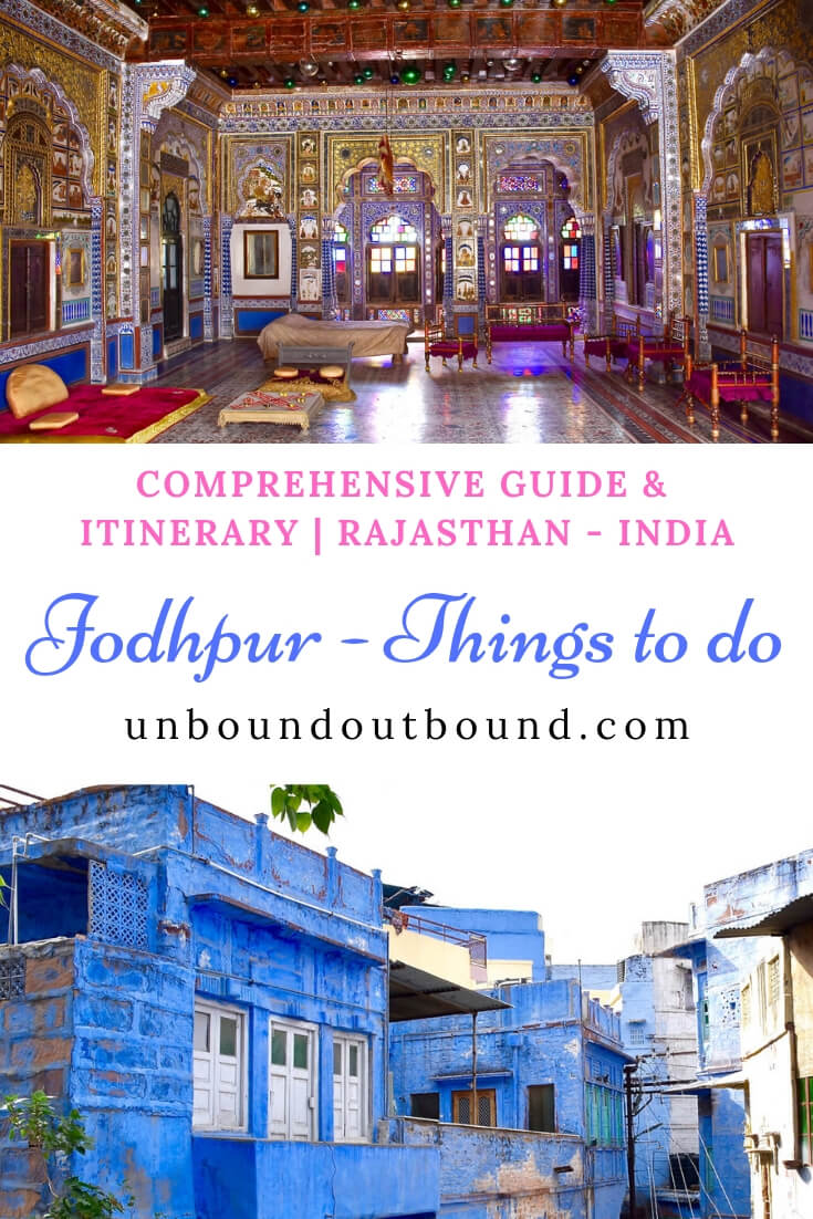 Jodhpur Things to do - Pinterest