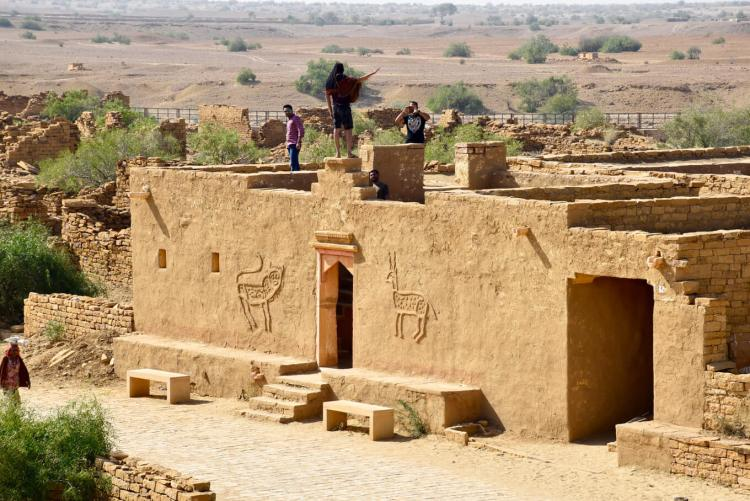 Kuldhara Haunted Village House Jaisalmer Things to Do
