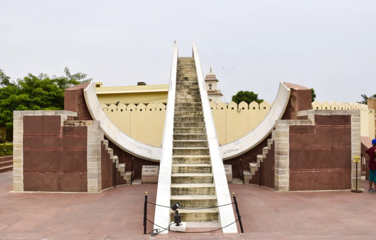 Laghu Samrat Yantra Jaipur Things to Do