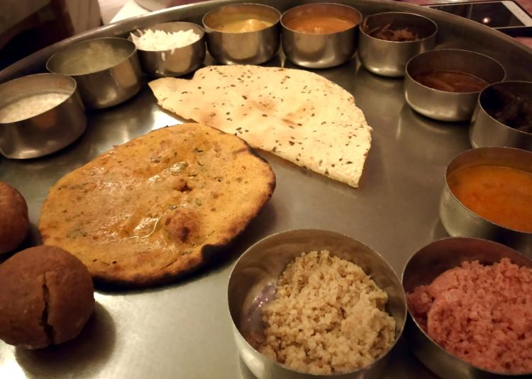 Rajasthani Thali LMB Jaipur Things to do