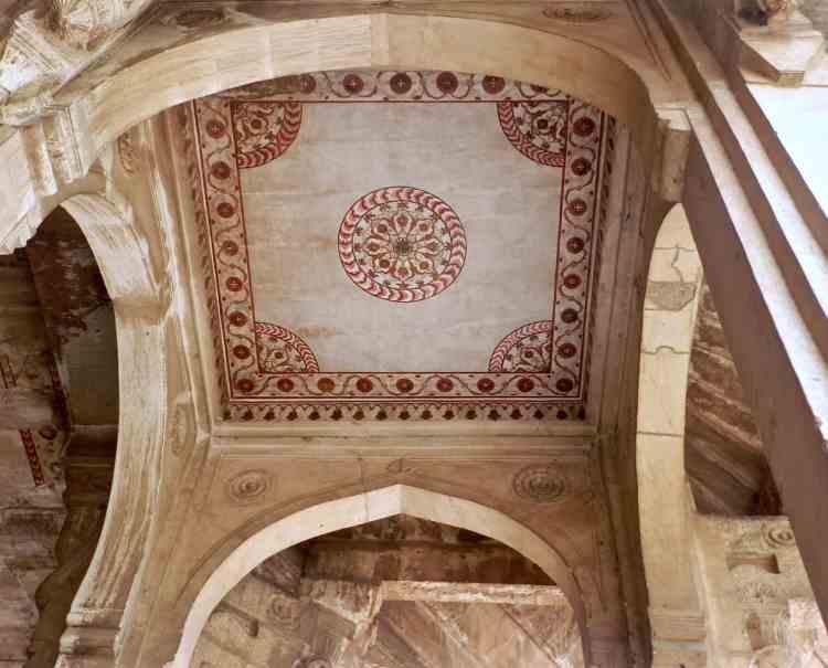 Tansen Tomb Ceiling Ghaus Gwalior
