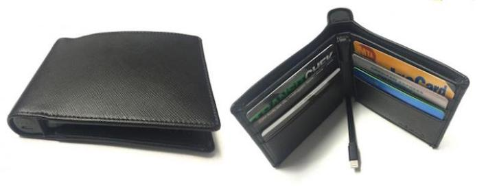 Nomad Wallet for the iPhone
