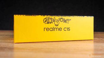 Unbox Realme C15 Review-12