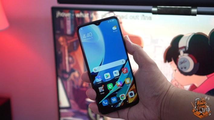 Xiaomi Redmi 9T Unboxing 07