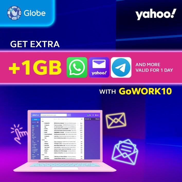 Prepaid Gobe ng Globe10