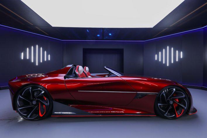 Kilalanin Ang MG Cyberster: Ang Pinakabagong EV Concept Sa Bayan