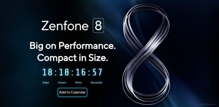 ASUS ZenFone 8 Mga Modelong