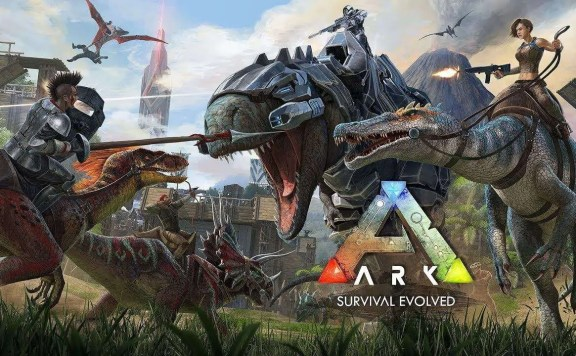 ark survival evolved review