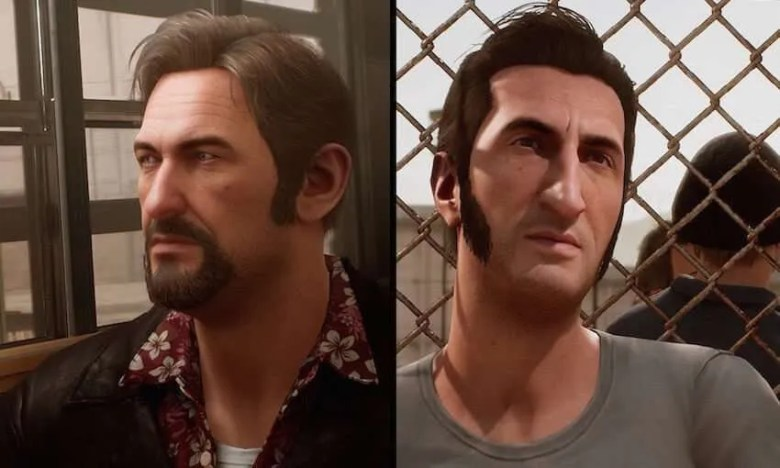 A Way Out local co-op game
