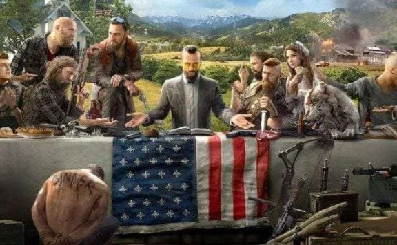 farcry5 Game