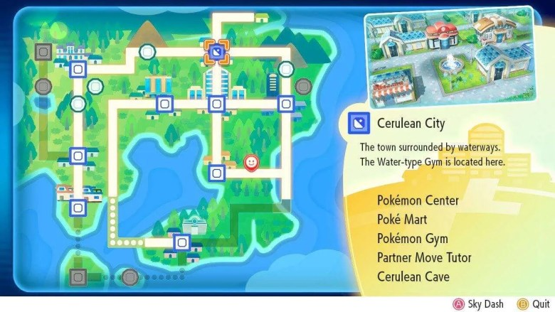 Lets go Cerulean City