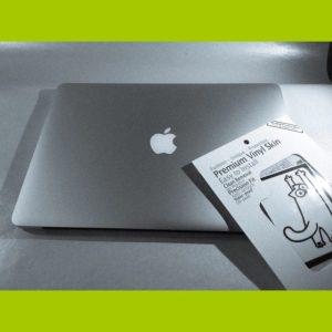 MacBook Pro ohne Aufkleber