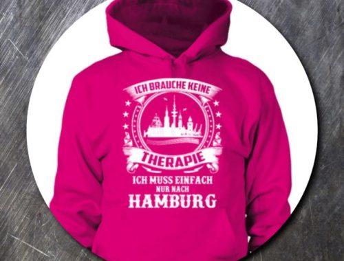 Hamburg Sweatshirt Teezily