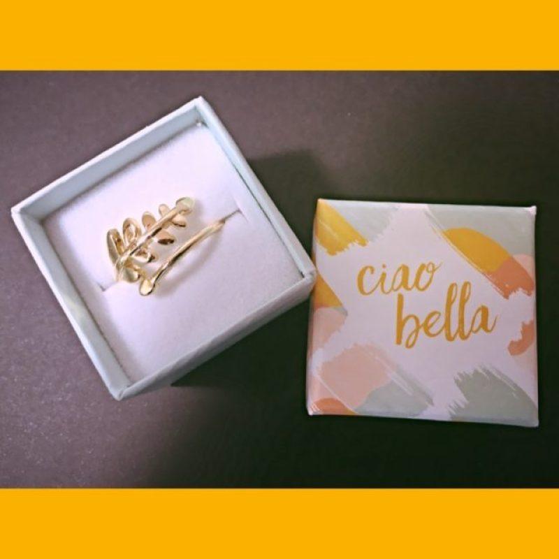 My Little Box 05/16 Ring