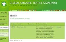 Happsy GOTS certified organic mattress