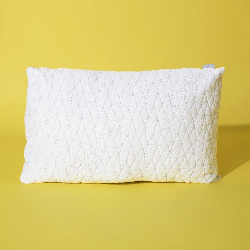 Coop adjustable memory foam pillow