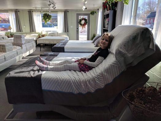 Wellsville mattress with Reverie adjustable base