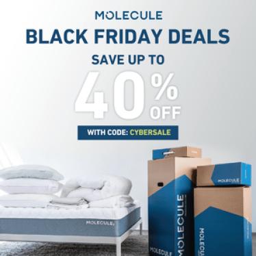 Molecule Black Friday Sale