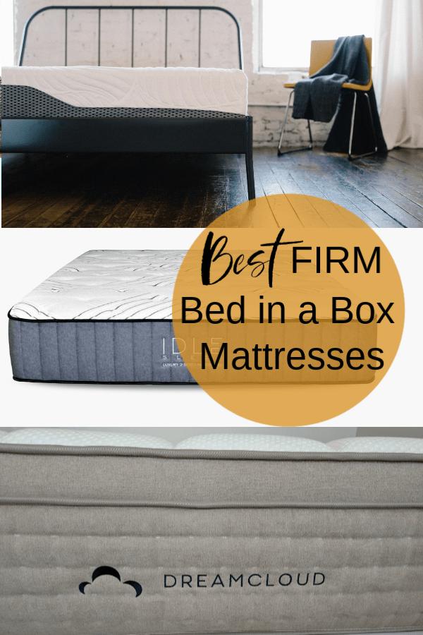 Firm Mattress in a Box