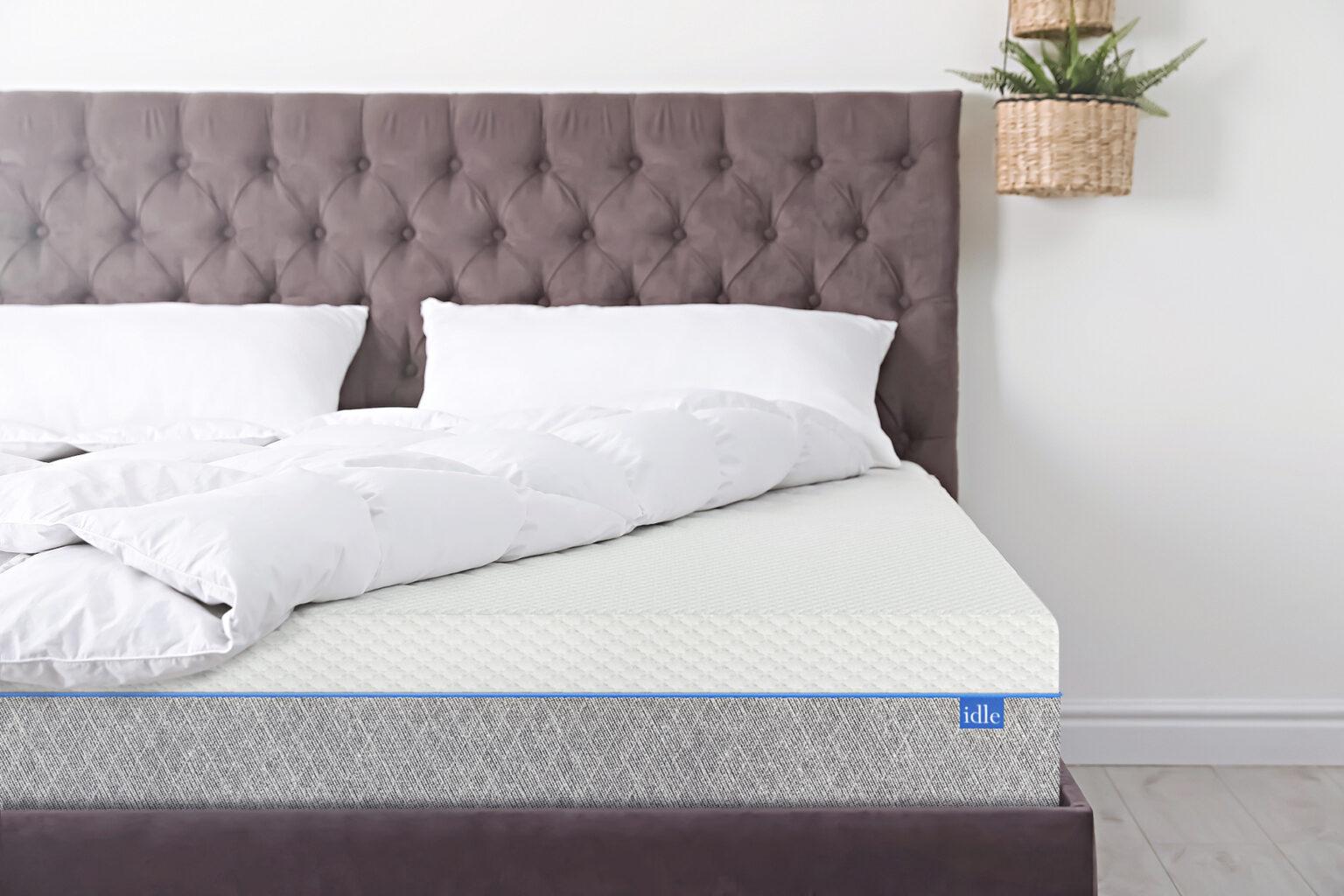 Idle new memory foam mattresses
