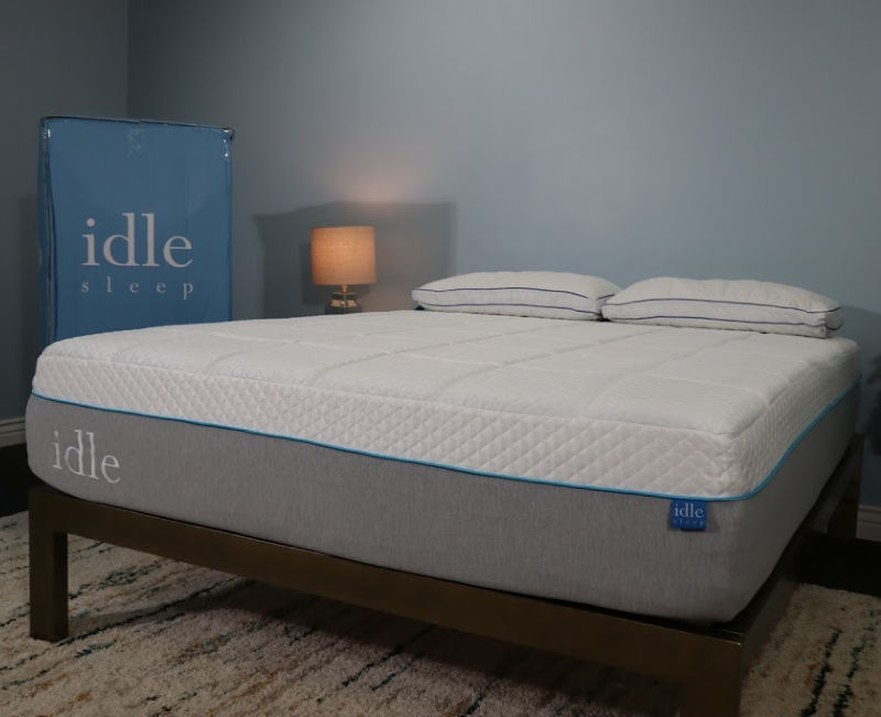 Idle Sleep Memory Foam Mattress