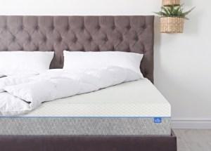 Idle gel memory foam mattress
