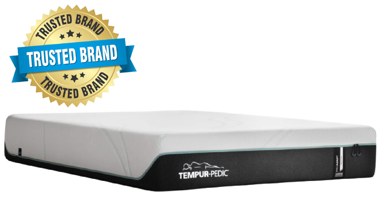 Tempurpedic most trusted mattress brand
