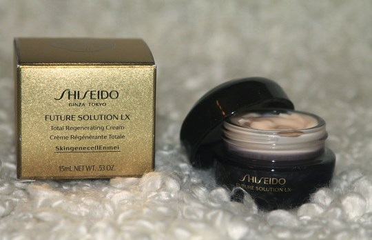 Shiseido Future Solution LX Nachtcreme