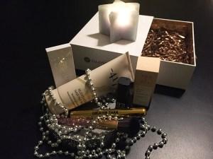 Alle Produkte in der Glossybox Weihnachtsedition 2017
