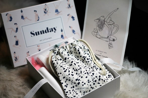 My Little Box: Sunday
