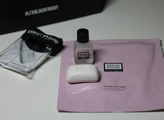Erno Laszlo Soothe & Calm Mask und White Marble Cleansing Duo