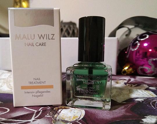 Malu Wilz - Nail Care Intensiv Pflegendes Nagelöl