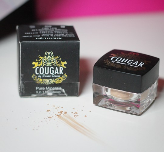 Cougar - Pure Minerals 5in1 Foundation