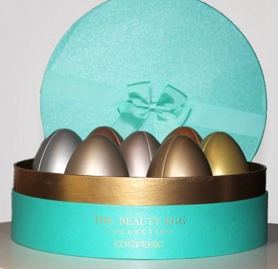 Sieben große Ostereier mit tollem Inhalt!