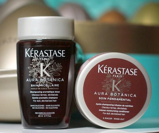 Kérastase - Aura Botanica Shampoo und Conditioner