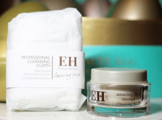 Emma Hardie - Amazing Face Moringa Cleansing Balm und Cloth