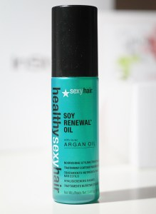 Sexy Hair - Soy Renewal Oil