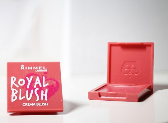 "Rimmel London - Royal Blush""Coral Queen"""