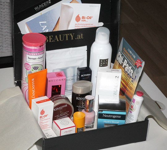 Beauty-Box 1/2018