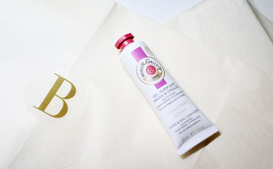 Roger & Gallet Hand & Nail Sanitizer Gingembre Rouge