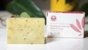 Aufgebraucht: PHB Rosehip & Lemongrass Seife