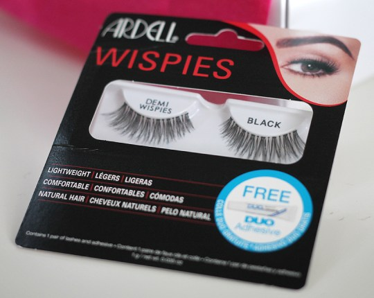Ardell Wispies Fake Lashes