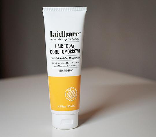 Laidbare Hair Today, Gone Tomorrow