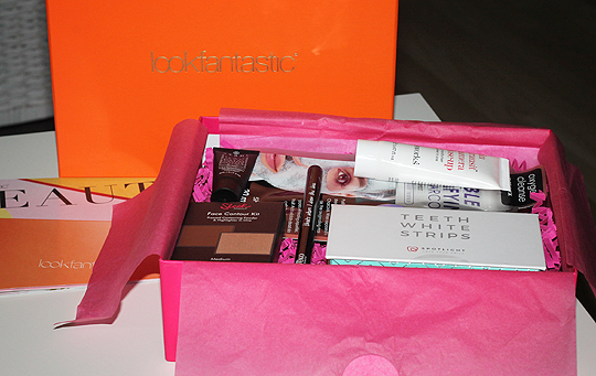 Lookfantastic Box Mai 2018: Beauty Bazaar