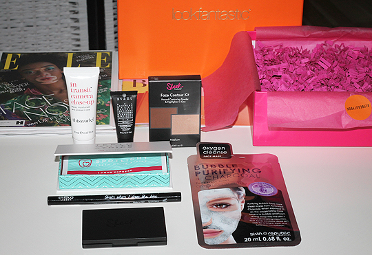 Lookfantastic Box Mai 2018