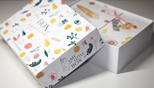 Bon Appétit - die My Little Box Mai 2018