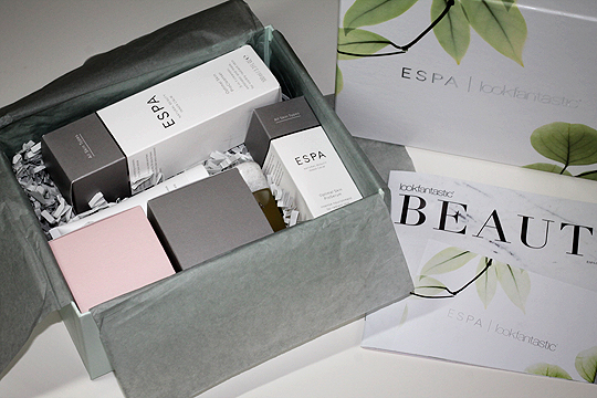 Die LFxESPA-Box bringt Wellness ins eigene Badezimmer!