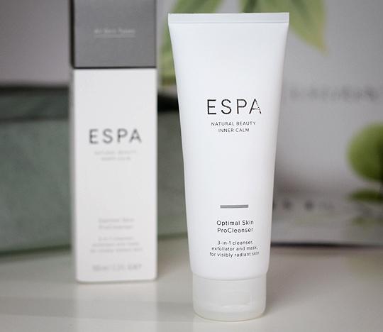 Optimal Skin ProClenaser - 3-in-1 Cleanser, Peeling und Maske